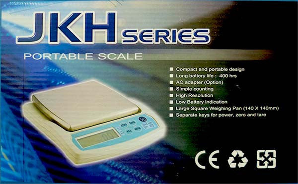Portable Scales - JKH Series