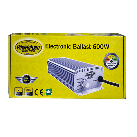 Powerplant Mini Electronic Ballast 250-400-600w