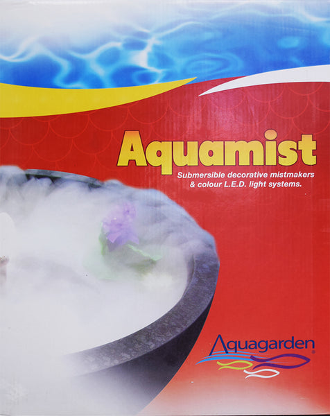 AQUAGARDEN AQUAMIST 5 WAY MIST MAKER / FOGGER