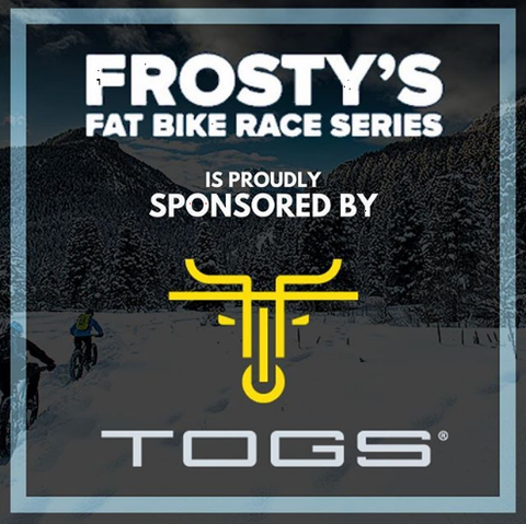 Frosty's Fat Bike Race Series, Sponsored by TOGS