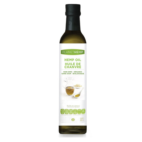 Aceite de Cañamo Planet Hemp 500 ml.