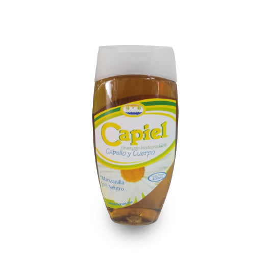 Nocon Capiel Manzanilla 400 ml.
