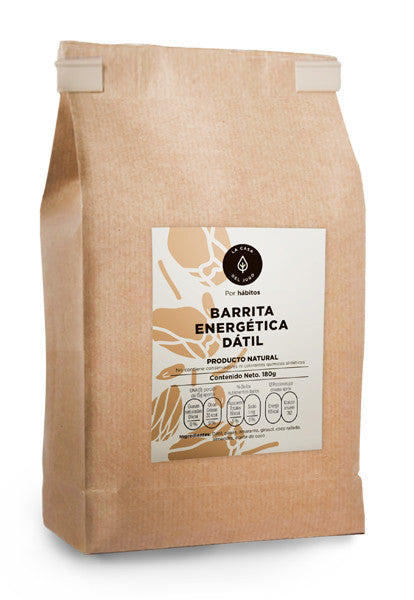 Energetico de Datil 180 grs