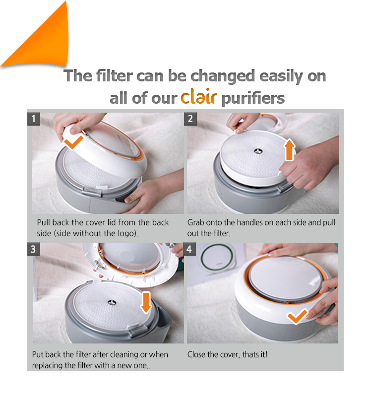 Why Clair Air Purifiers. Pros for purchasing a clair air purifer. Why e2f filter is better. e2f filter vs Hepa filter. Air purifiers kill bacteria allergens.