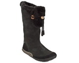 Cushe Cabin Fever WP Black Leather Women's Boots