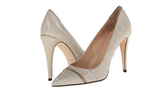 Calvin Klein Collection Leather Women's Heels