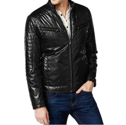 I.N.C. International Concepts Black Puffer Men's Jacket