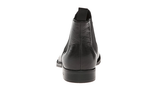 Kenneth Cole New York Black Leather Ankle Boots