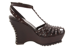 Lisa for Donald J. Pliner Women's Brown Platform Heels