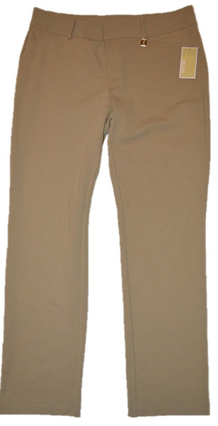 Michael Kors Women's British Khaki Pants