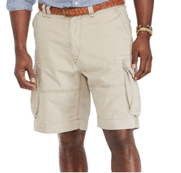 Polo Ralph Lauren Men's Big And Tall Chino Cargo Shorts