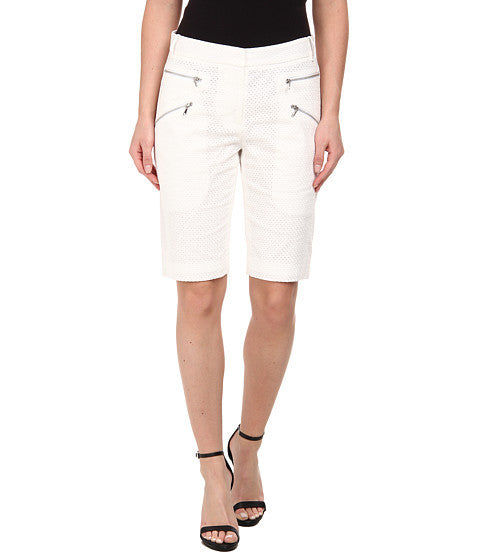 Rebecca Minkoff Women's Cotton Bermuda Shorts