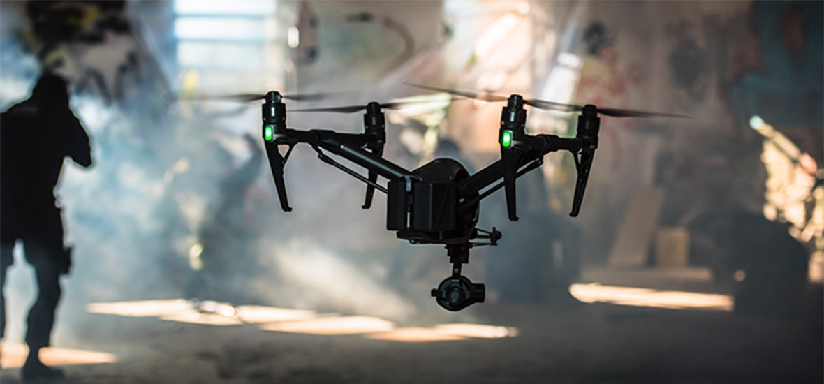 Professional and Cinematography Drones