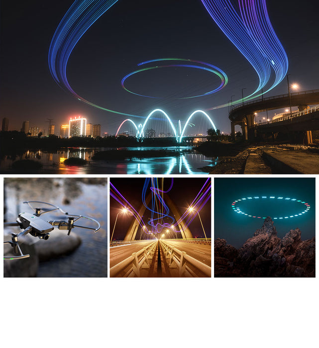 Mavic 2 Pro/Zoom PGYTECH LED Propeller Guards