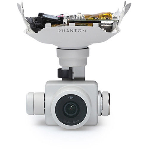 Phantom 4 Pro Gimbal Camera (Part 63)