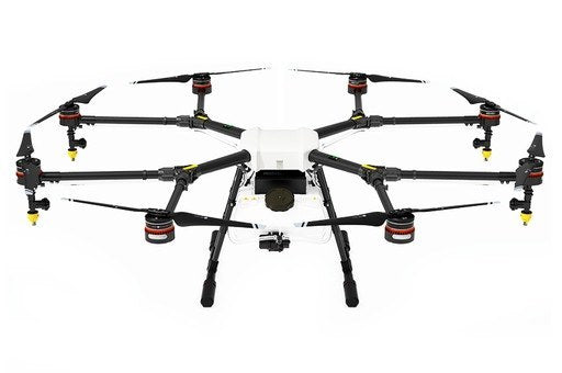 Professional Series DJI UAV - DJI Agras MG-12 Crop Spraying Drone