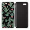Flowering Agave Patterned Phone Case