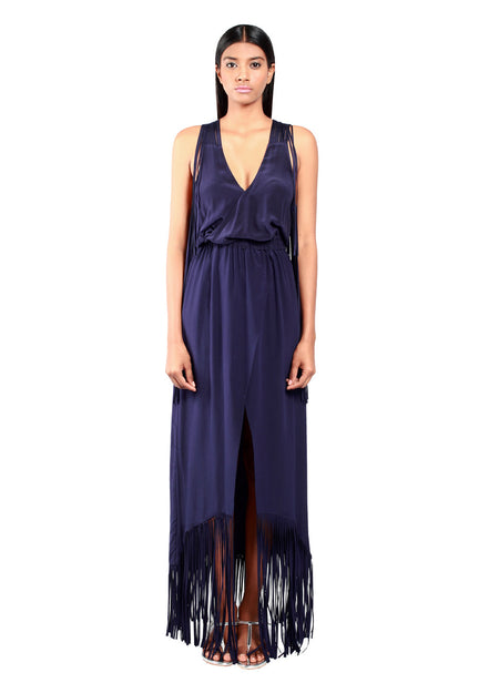 Kelly Silk Jump Suit
