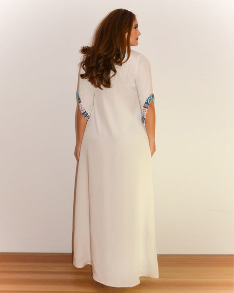 Julia Embellished Kaftan