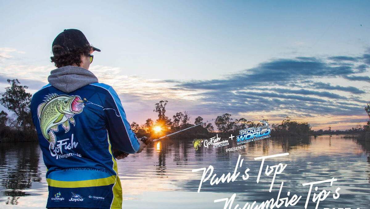 Paul's Top Nagambie Fishing Tips Part 4