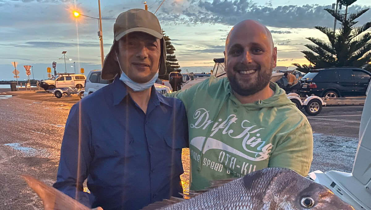 Weekly Fishing Report For November 26th 2020 - Tackle World Cranbourne & Mornington