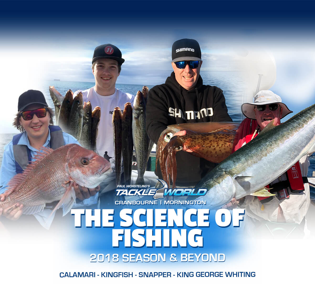 The Science of Fishing 2018