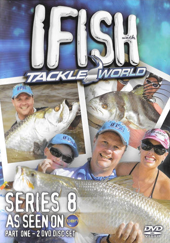 IFISH Series 8 - Part 1 DVD