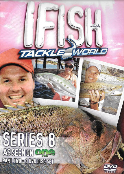 IFISH Series 8 - Part 2 DVD