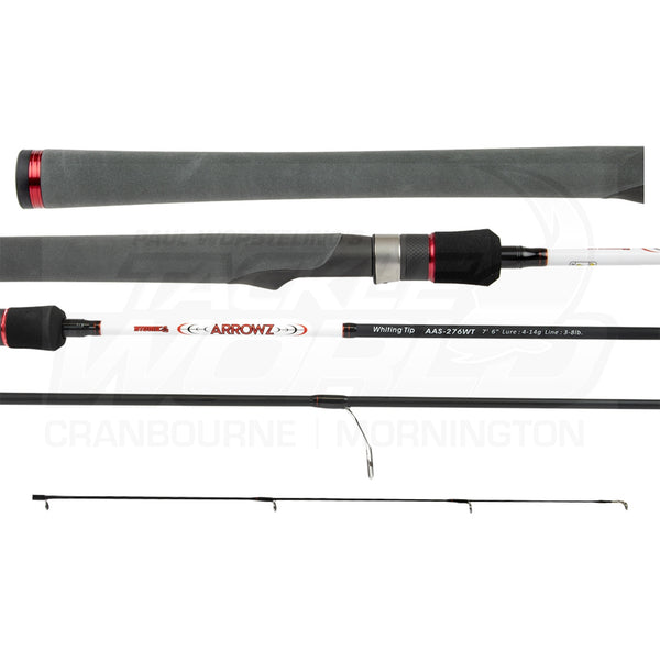 Atomic Arrowz Specialty Spin Rods