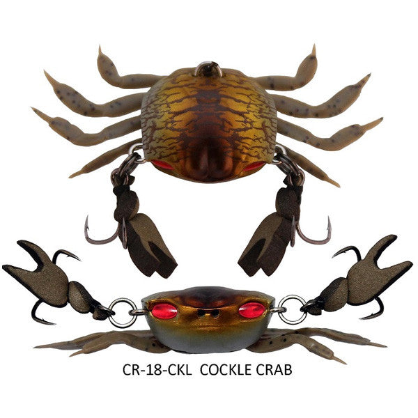 Cranka Crabs 50mm