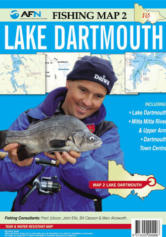 AFN Map - Lake Dartmouth