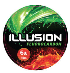 Illusion Flurocarbon leader