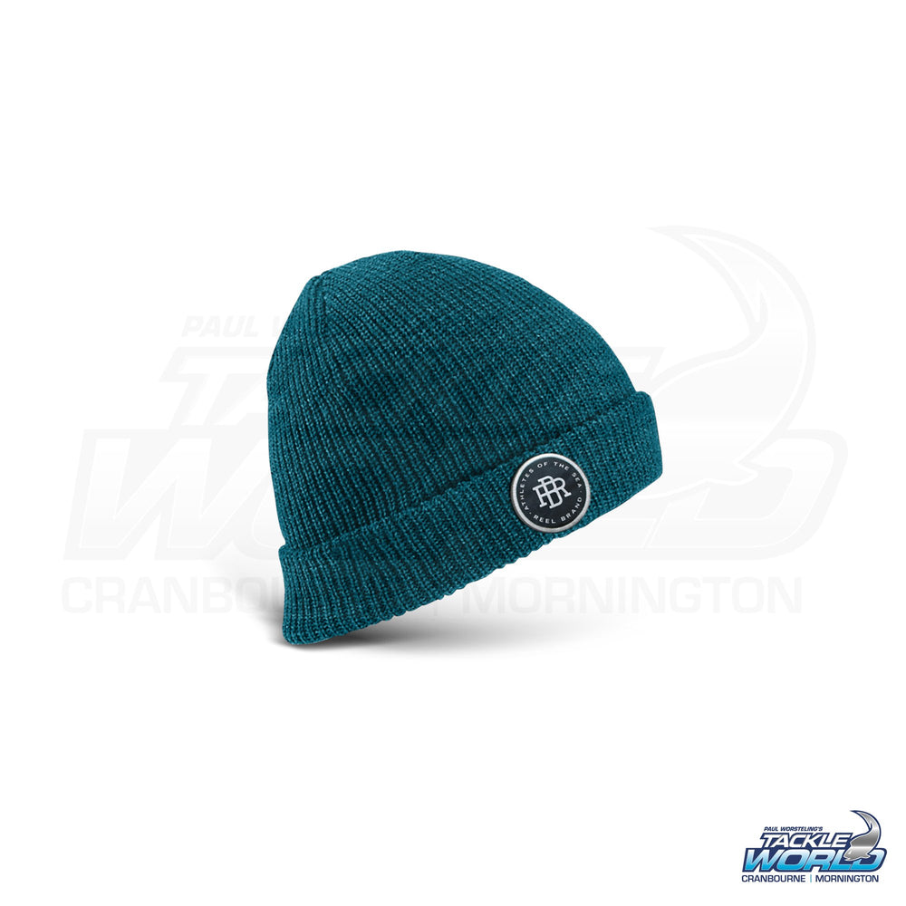 Reel Brand RB Badge Beanie