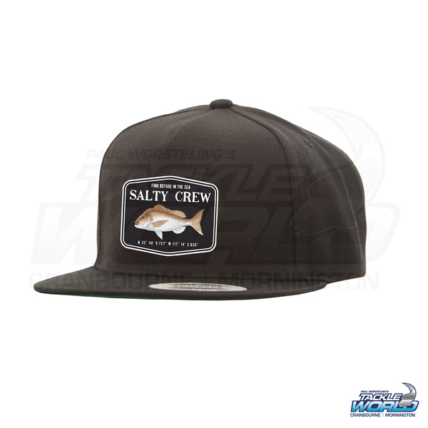 Salty Crew Snapper Mount Cap