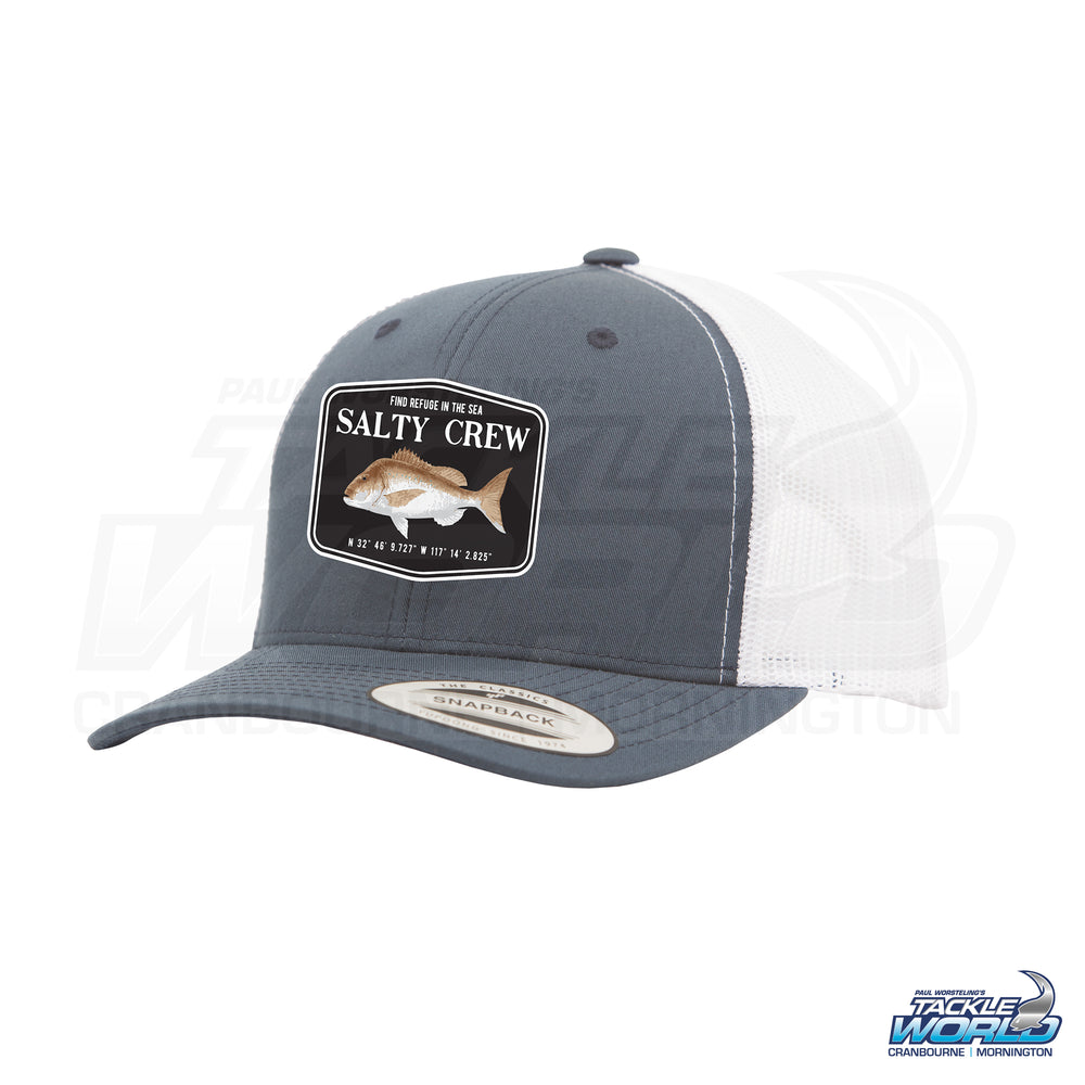 Salty Crew Snapper Mount Trucker Cap