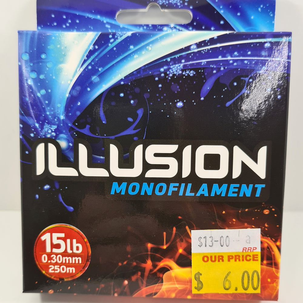 Illusion Monofilament