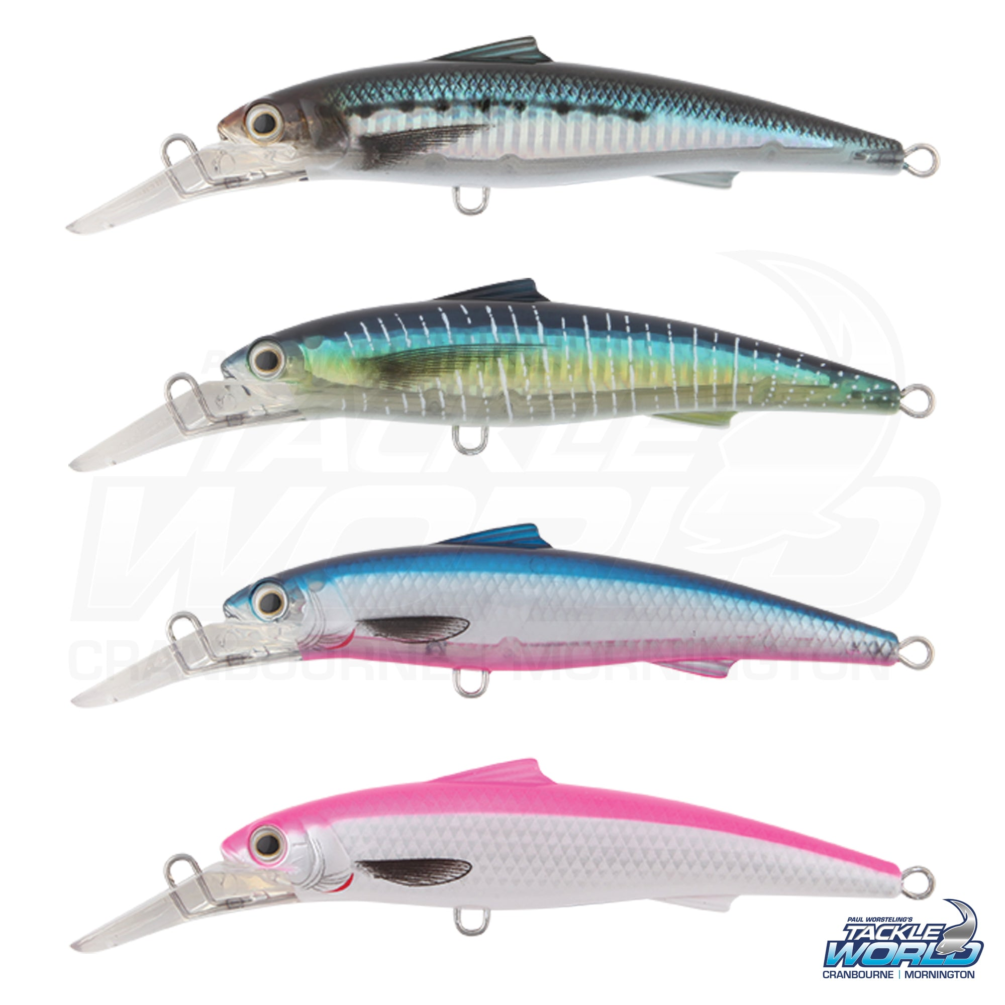 Samaki Pacemaker Trolling Lures for Tuna and Pelagic Species BRAND NEW