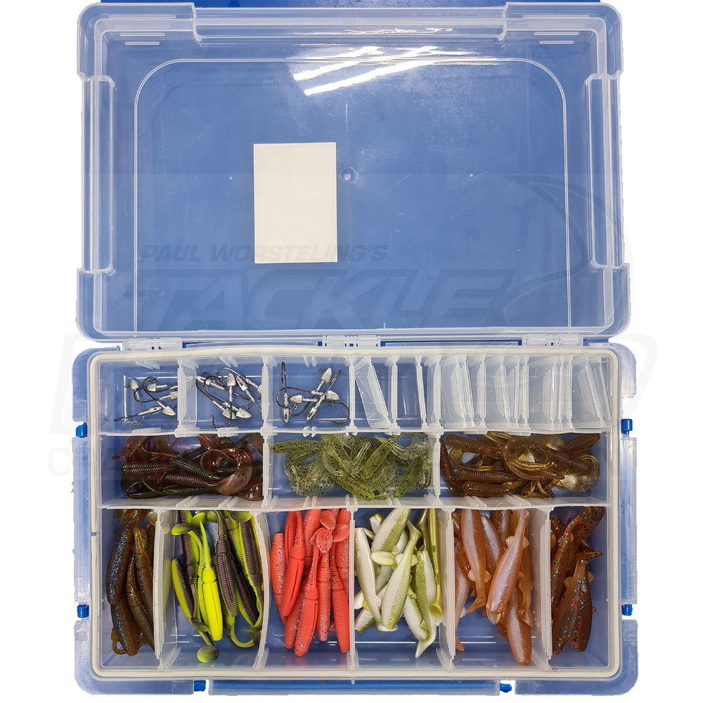 Soft Plastics Starter Kit