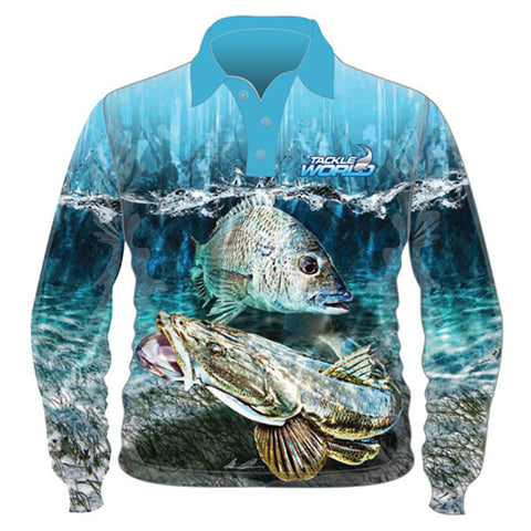 Tackle World Elite Fishing Shirts - Southern Species 2017