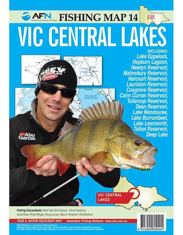 AFN Maps - Vic Central Lakes