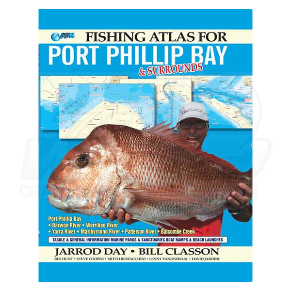 Fishing guide to Port Phillip Bay