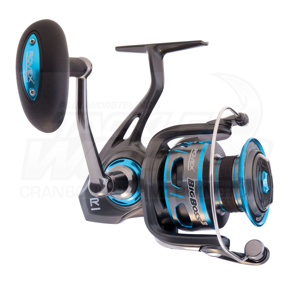 Rovex Big Boss 3 Spin Reels