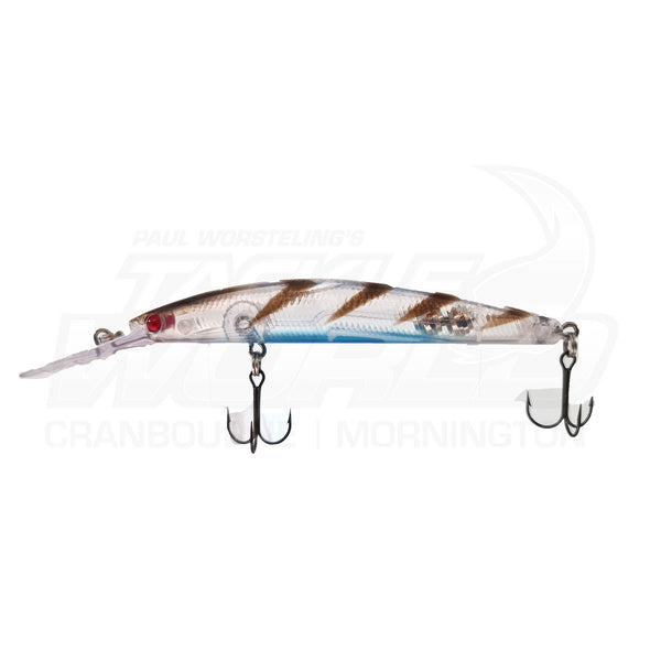 Strada Black Heart Diving Minnow Lure - 70mm 5g