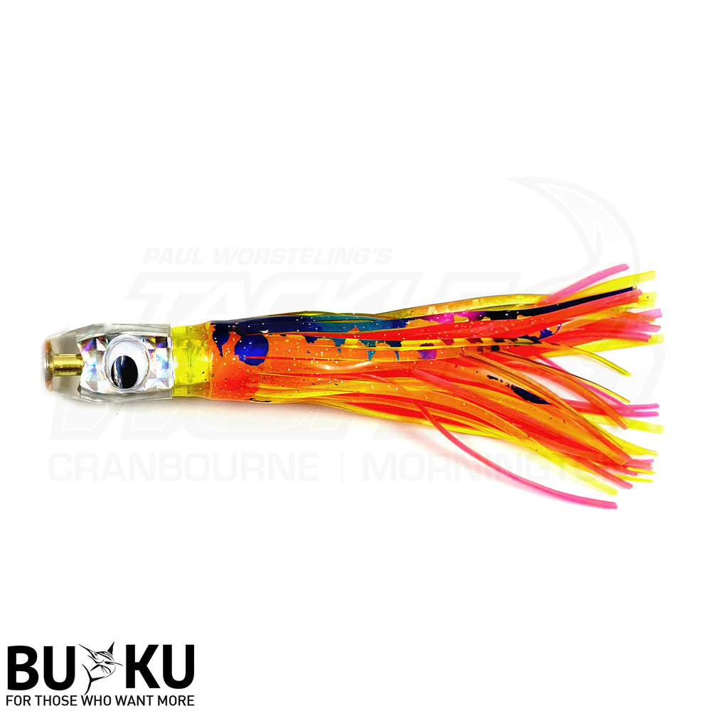 "BUKU 6.5"" Tuna Marlin Skirted Lure"