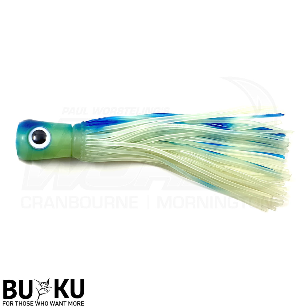 BUKU 8.5inch Chugger Skirted Lure
