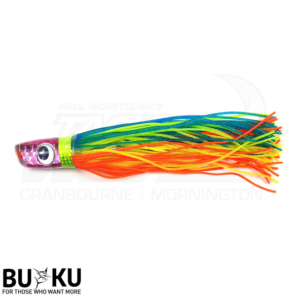 "BUKU 9"" Tuna Marlin Skirted Lure"