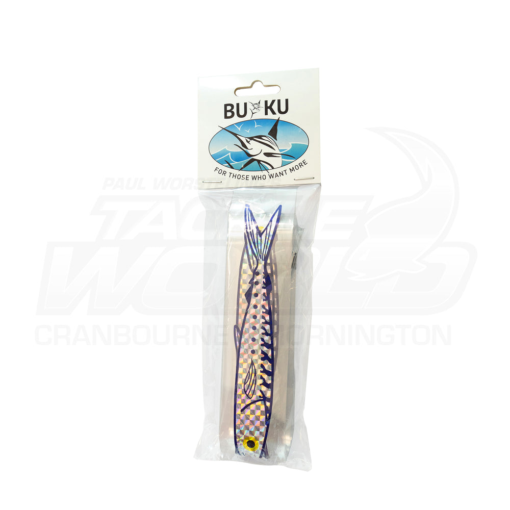 BUKU Fish Strip and Grommet