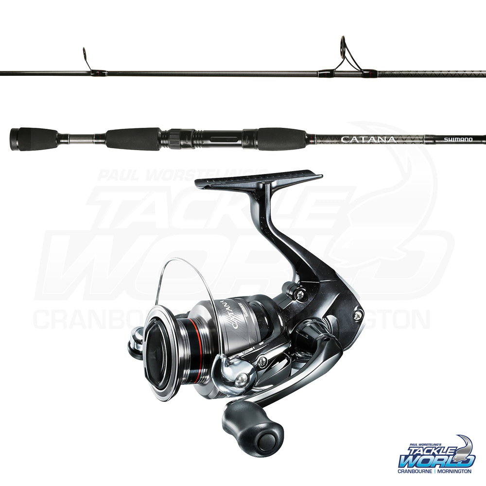 Shimano Catana Egi Squid Combo