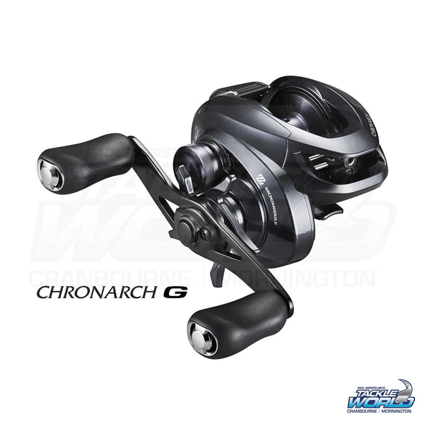 Shimano Chronarch G Baitcast Reel