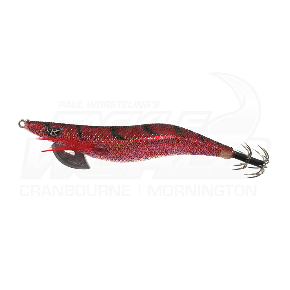 Clicks Pro Spec Squid Jigs - Rattle